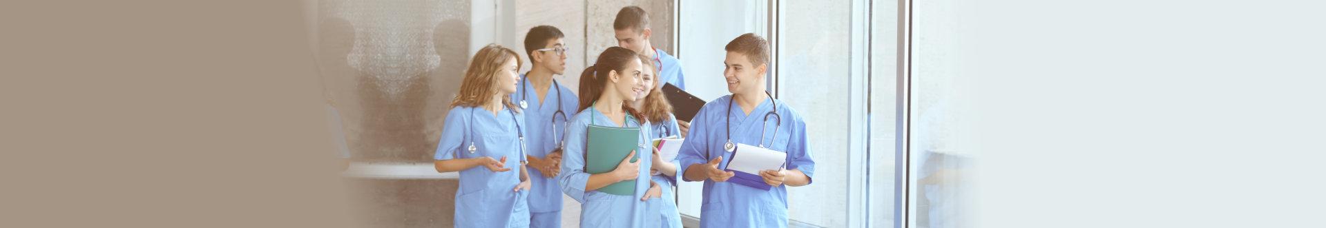 young practical nurses